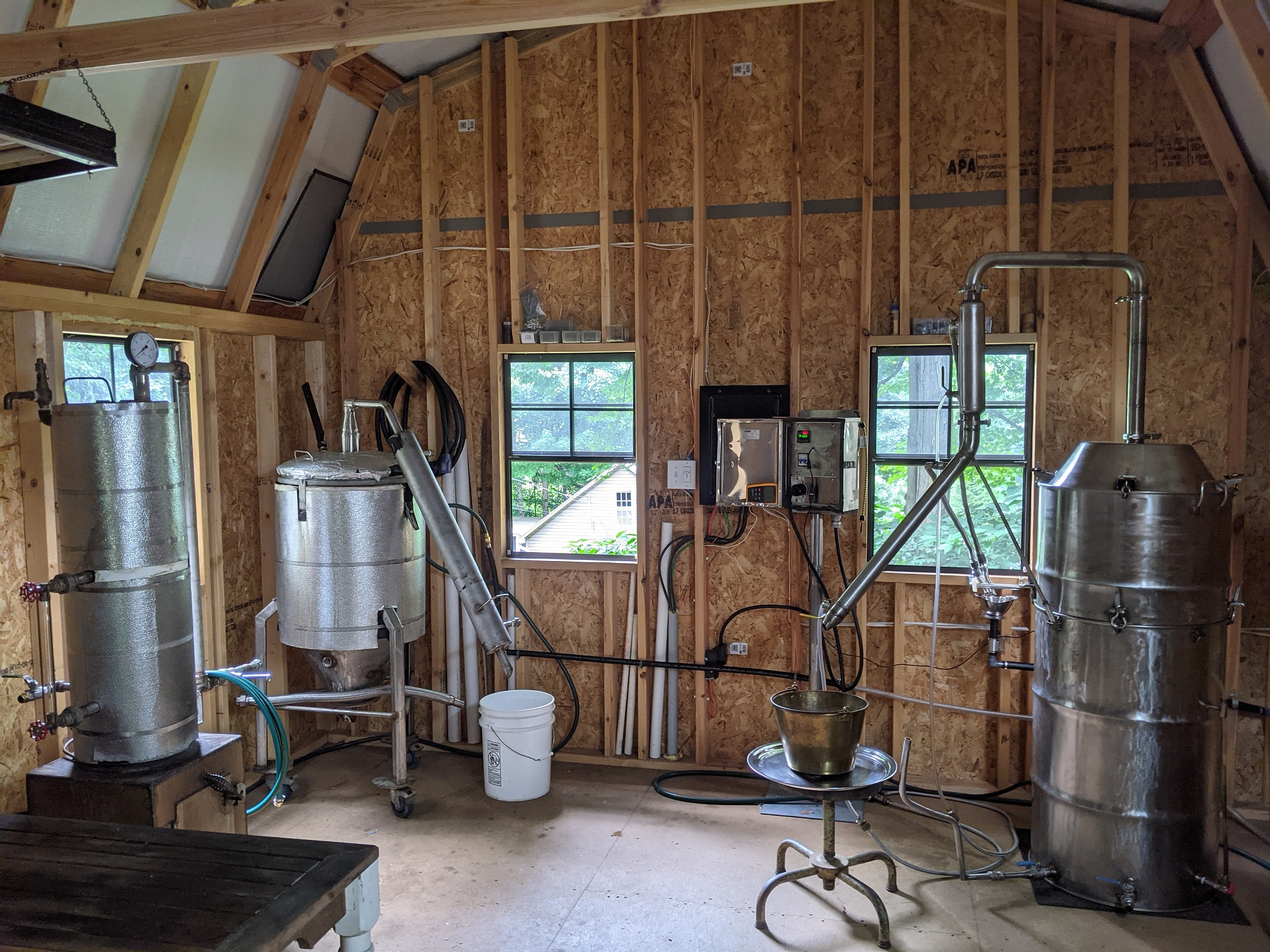 Distillery Workshop